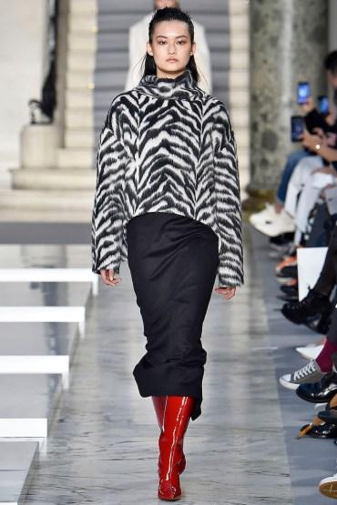 Kristina Fidelskaya Paris Fashion Week