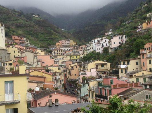 Cinque Terre: MilanKaRaja.com