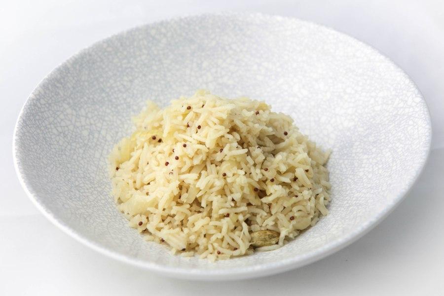Cardamom Aromatic Rice