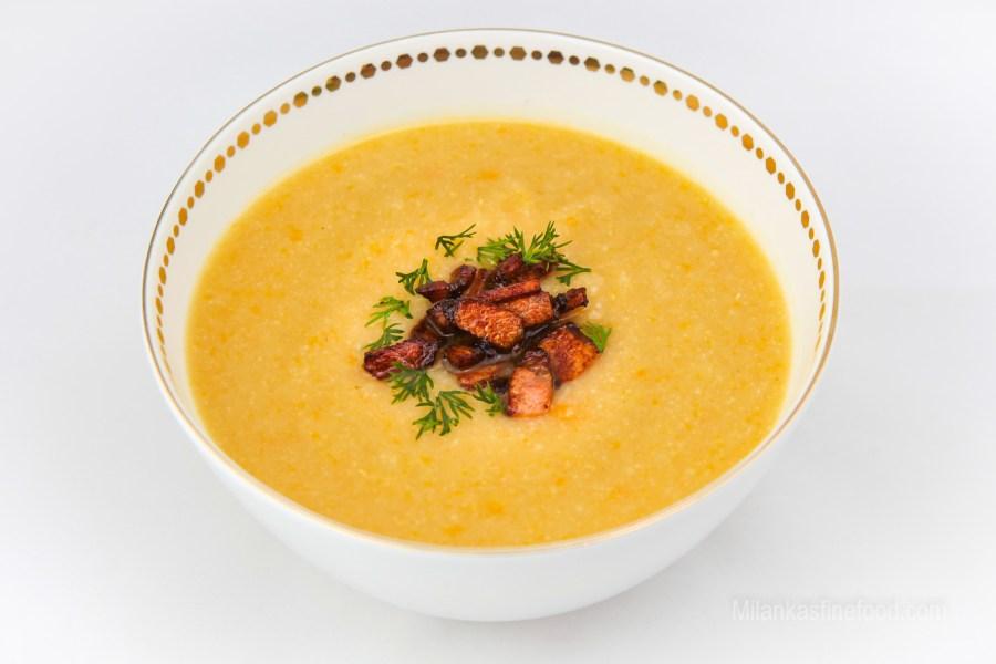 Cauliflower & Parsnip Soup to Warm Your Soul