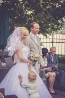 Svadba v Bratislave v Au Cafe, hrajuce sa dieta na obrade