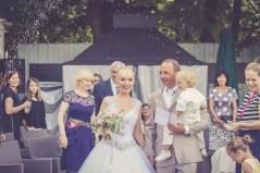Svadba v Bratislave v Au Cafe, obrad