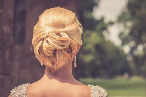 Svadba v Bratislave, vezicka v Sade Janka Krala a vlasy nevesty