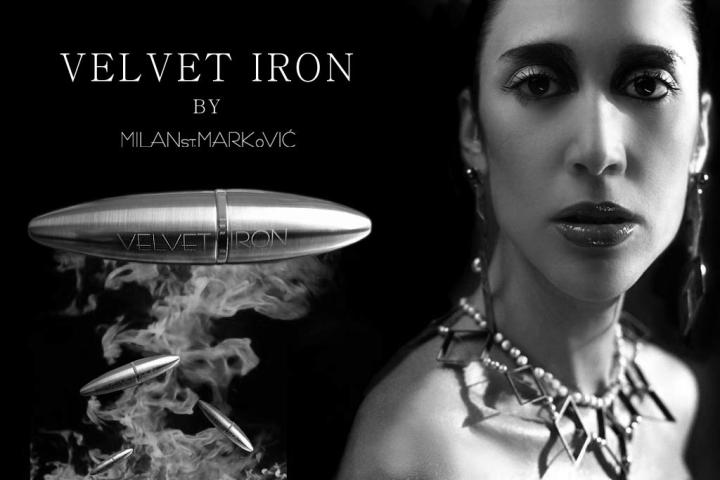 Milan Markovic Parfum Velvet Iron