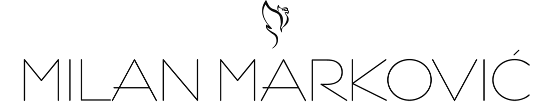 Milan Markovic Fashion Logo
