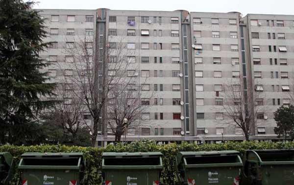 Si animano le case popolari milanesi