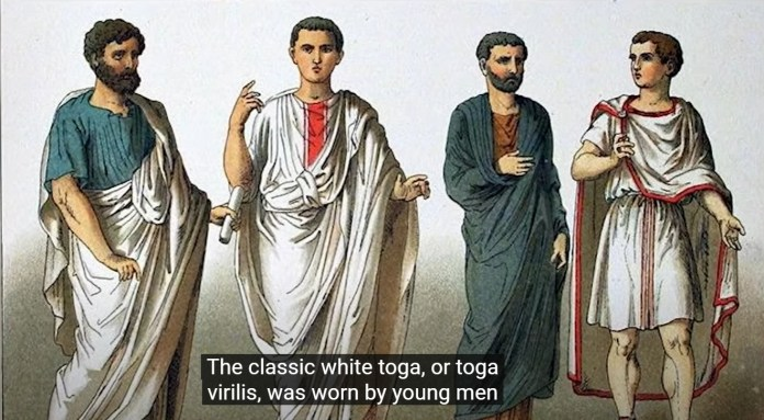 ANCIENTS MONTH: How Did the Ancient Romans Actually Dress? | MILANO411