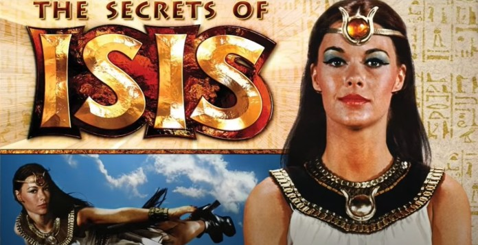 ANCIENTS MONTH: The Secrets of Isis (Film Mation Classic TV) | MILANO411