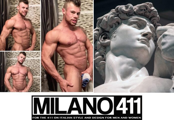 DAVID ISSUE 2021: J.j. Schelling (More Coming!!!) | MILANO411