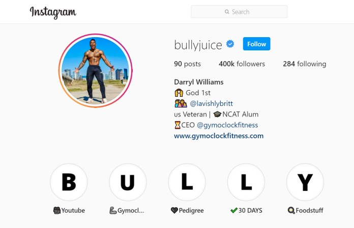BULLY JUICE: 30 Day Home Workout Plan (No Equipment) | MILANO411