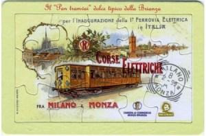 Una delle lineee verso nord che serviva le stazioni dove si vendeva il tyram tranvai.