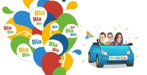 Il Bla Bla Car per offrire e ricevere passaggi in auto, per lunghi tragitti