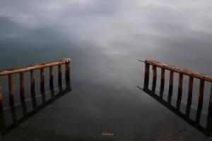 La nebbia in una visione surreale (photo: Luigi Alloni)