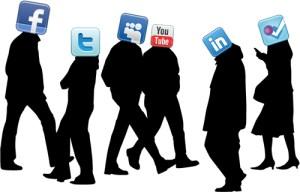 Una bella immagine che ritrae i Millenials, tratta da http://www.mavrck.co
