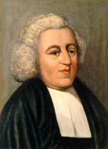 John Newton, ritratto