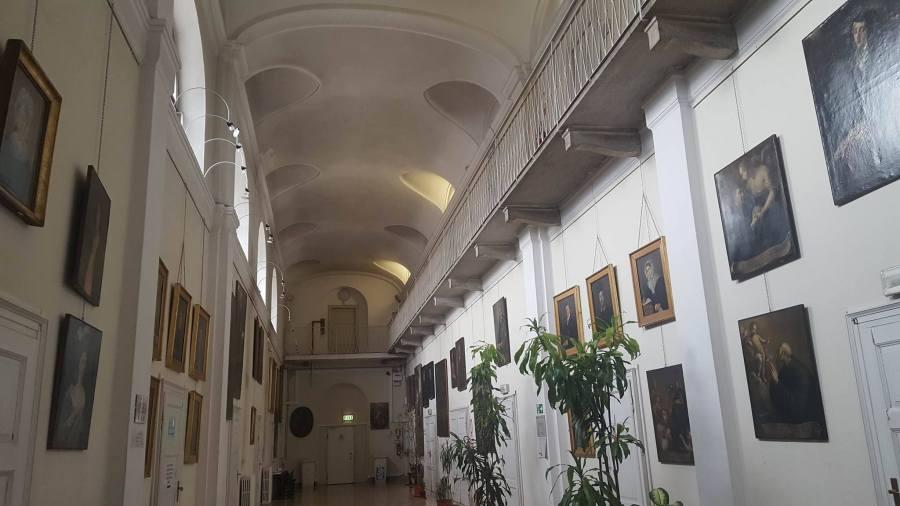 Galleria ala Nord
