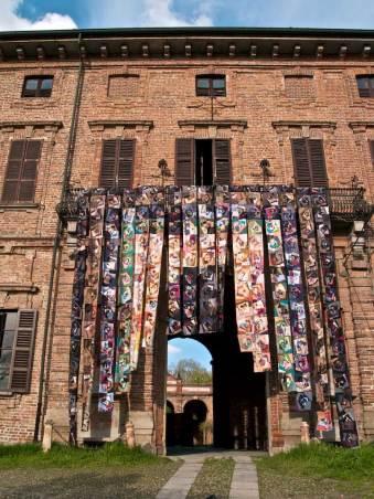 I manufatti del Gruppo Donne Patchwork in bella mostra alla Rocca