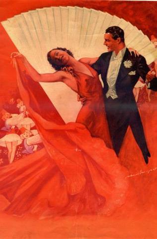 danza, collezione Atelier Spadolini - Riccione - Alberto Spadolini