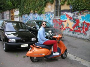 Driving and Parking in Milan