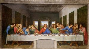 The Last Supper - Leonardo Da Vinci Santa Maria del Grazia Church