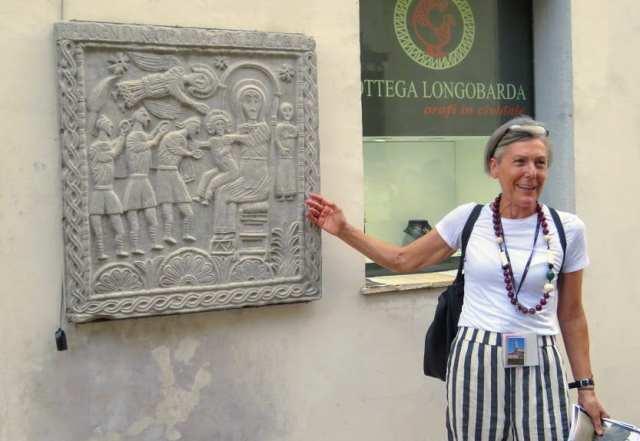 Giovanna Tosetto, expert local guide and historian