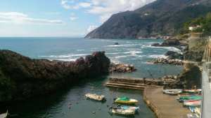Weekend Getaway to Framura, Liguria