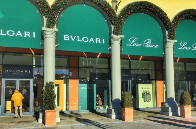 аутлет Loro Piana Serravalle outlet 2017