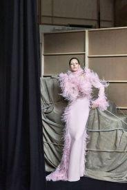 розовое Свадебные платья Francesco Scognamiglio Haute Couture осень-зима 2017/18
