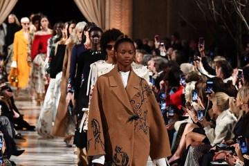 самые модные модели пальто осень зима 2018 2019