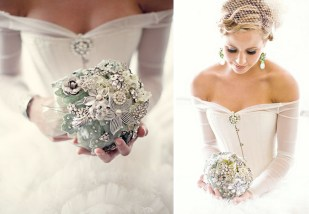 brooch-bouquet-wedding