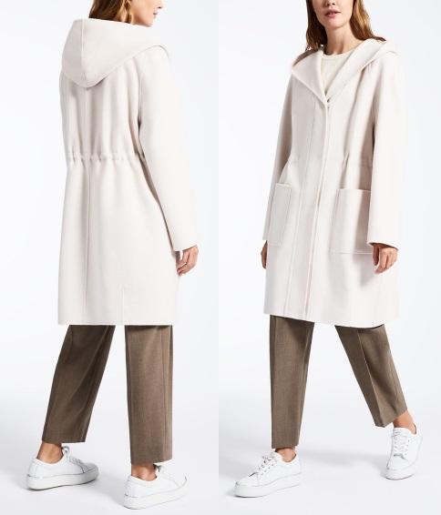 Пальто шерстяное Max Mara