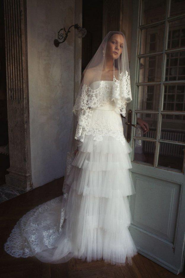 Alberta Feretti bridal 2017 итальянские свадебные платья - свадебный дизайнер