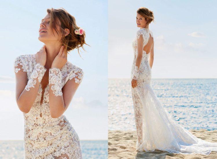 итальянские свадебные платья - итальянский производитель Atelier Emé2017