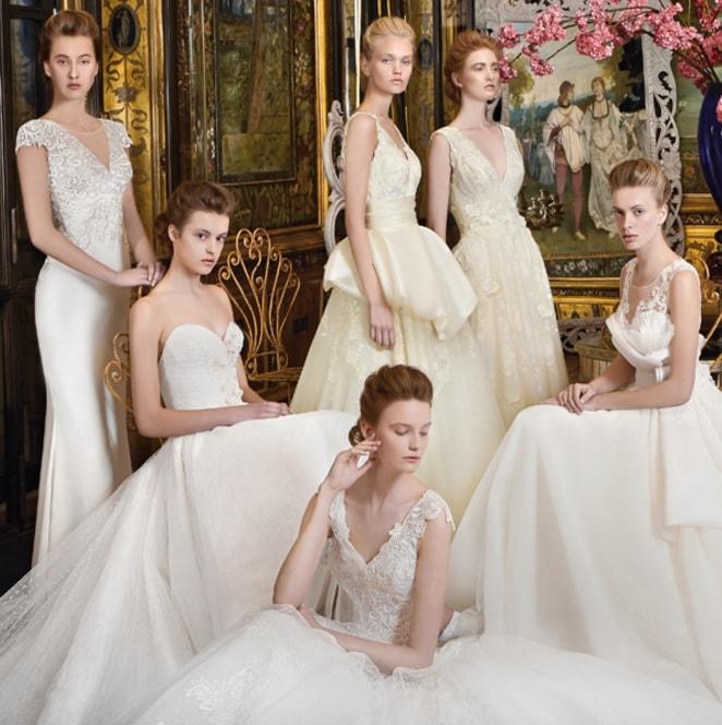 итальянские свадебные платья дизайнер carlo pignatelli couture 2017