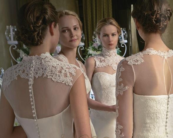 свадебные платья Милан 2015