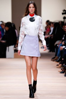 Skirts trend 2015-2016 Carven