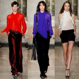 trend osen 2015 blusa s bantom Emilio Pucci