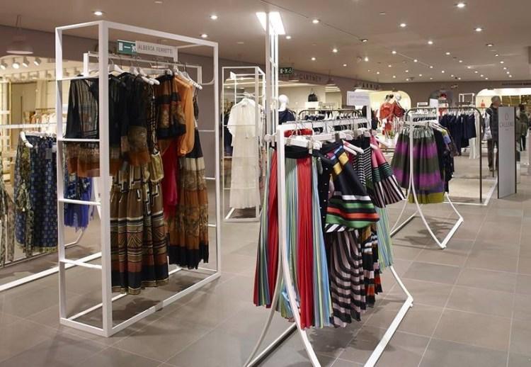 Универмаг Ринашенте - модная женская одежда