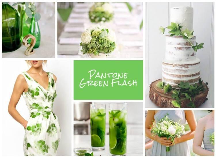 Panton Green Flash wedding 2016