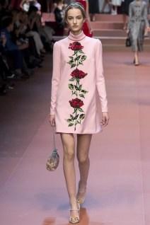 Rose Quartz Dolce&Gabbana FW 2015-2016
