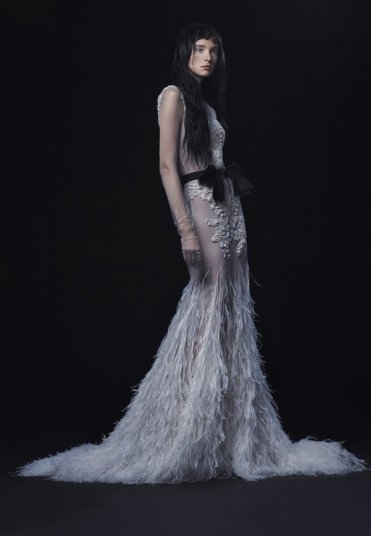 Vera Wang SS16 Bridal wedding collection_601x869