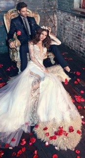 lace-wedding-dress-Galia-Lahav-Les-Reves-Bohemians-collection-Tiger-Lily