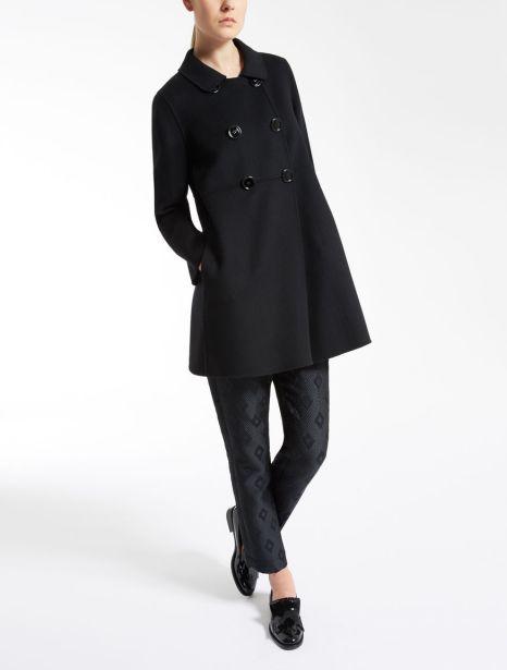 пальто от Мак Мара черное