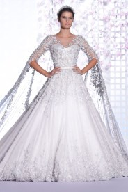 Ralph&Russo Couture spring 2016 wedding best dress