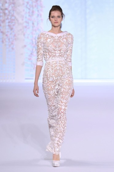 Ralph&Russo Couture spring 2016 wedding dress 6