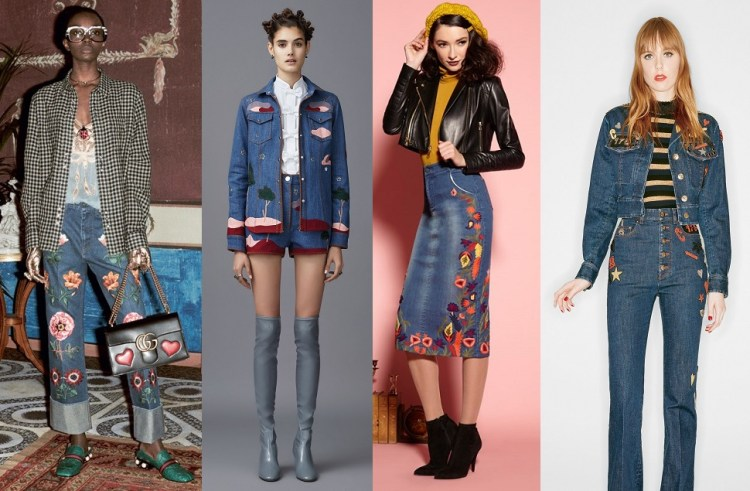 jeans trend pre Fall 2016 - milanstyleguide