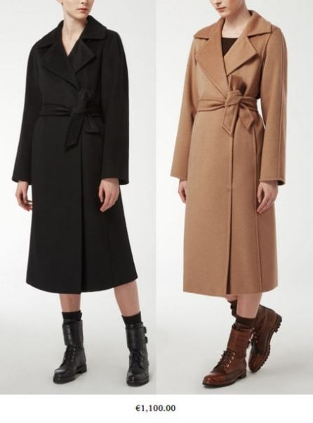 palto verblud MaxMara vesna 2016-milanstyleguide
