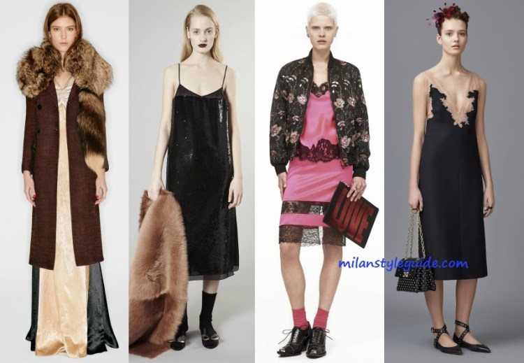 trend Pre Fall 2016 - lingerie - milanstyleguide