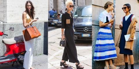 шоппинг в Милане стиль мода 2017