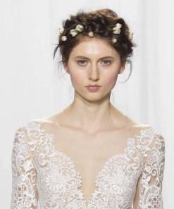 Reem Acra свадебная мода 2017 - аксессуары